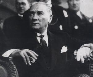 atatürk, mustafakemalatatürk, and 10kasım image