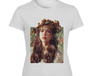 aesthetic, t-shirt, and design image