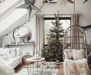 christmas, decor, and room image