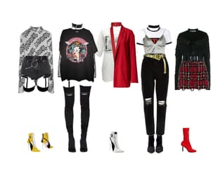 fashion, kpop, and outfits image