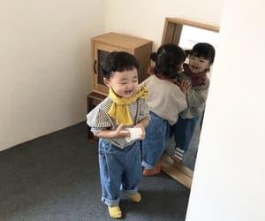 asian, kfashion, and kids image