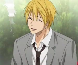 anime, animeboy, and kise image