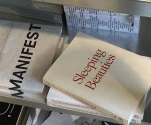 book, aesthetic, and sleeping beauty image