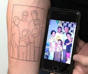 family, line, and lines image