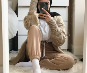 aesthetics, cozy, and fashion image