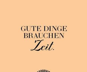 deutsch, zeit, and gut image