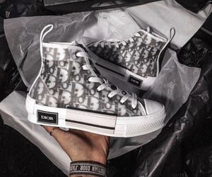 shoes, sneakers, and dior image