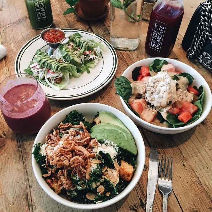 article, dinner, and healthy image