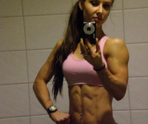 body, muscle, and fitness image