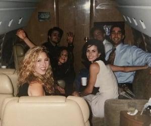 friends, chandler, and Jennifer Aniston image