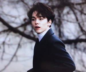 kpop, boyfriend material, and hansol vernon image