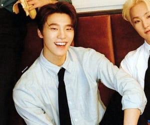 Chan, Seventeen, and kidol image