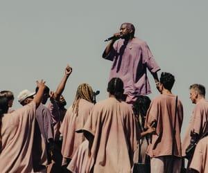 kanye west, music, and spirit image