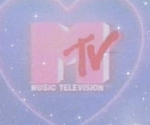 aesthetic, mtv, and pink image