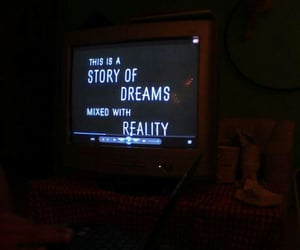 quotes, tv, and aesthetic image