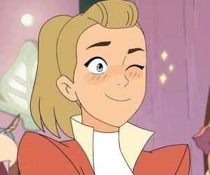 cartoon, icon, and she-ra image