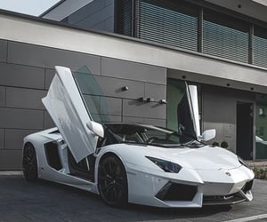 Lamborghini, cars, and luxury image
