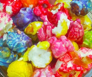 closeup, colorful, and snacks image