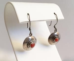 accessories, vintage jewelry, and boho earrings image
