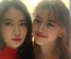 kpop, rena, and bada image
