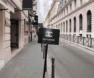 chanel, paris, and street image
