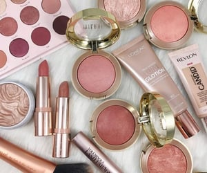 beauty, style, and cosmetics image