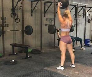 fitness, gym, and health image
