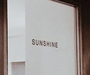 sunshine, aesthetic, and brown image