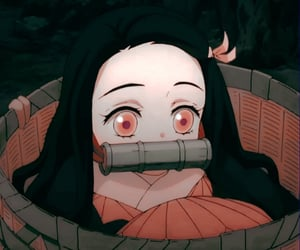anime and nezuko image