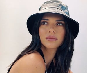 model, kendall jenner, and fashion image