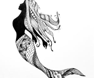 art, awesome, and black&white image