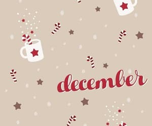 wallpaper, christmas, and december image