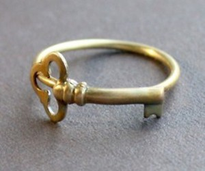ring and key image
