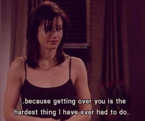 monica geller, friends, and friends quotes image