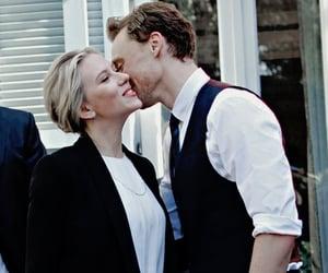 tom hiddleston, Scarlett Johansson, and loki image