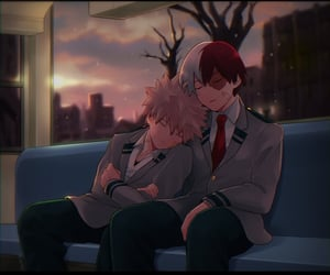 bl, bakugo katsuki, and Boys Love image