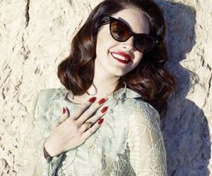 article, lana del rey, and music image