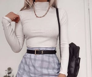 chic, aesthetic, and girl image