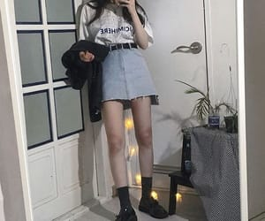 clothes, teen, and ulzzang image