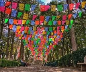 colores, méxico, and mexicano image