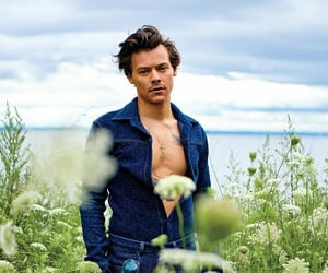 Harry Styles, one direction, and handsome image
