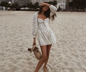 fashion, beach, and clothes image