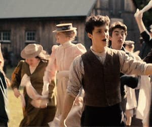 gif, anne with an e, and gilbert blythe image