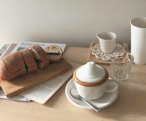 bread, breakfast, and crochet image