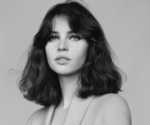 Felicity Jones, pink, and model image