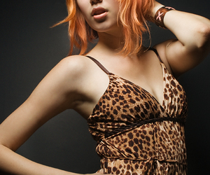 alternative, orange hair, and girl image