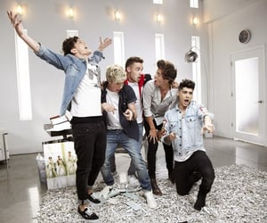 one direction, best song ever, and niall horan image