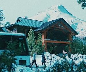 movie, screencap, and ski resort image