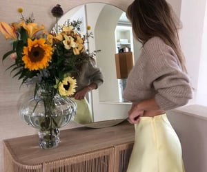 flowers, soft, and style image