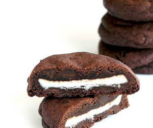 chocolate chip, stuffed, and Cookies image